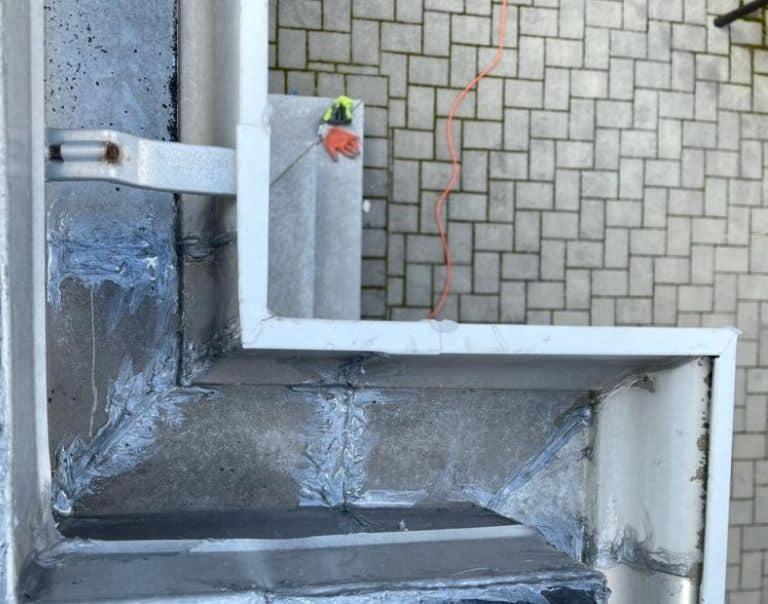 Gutter Corners Repairs